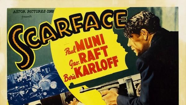 El clàssic de cine negre 'Scarface', de Howard Hawks,  a la Filmoteca