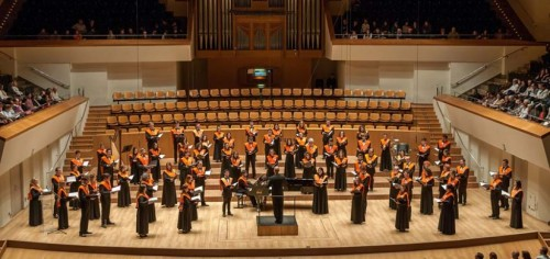 Orfeón Universitario & Orquesta Filarmónica de València