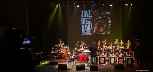 Jove Big Band Sedajazz & Domisol Sisters