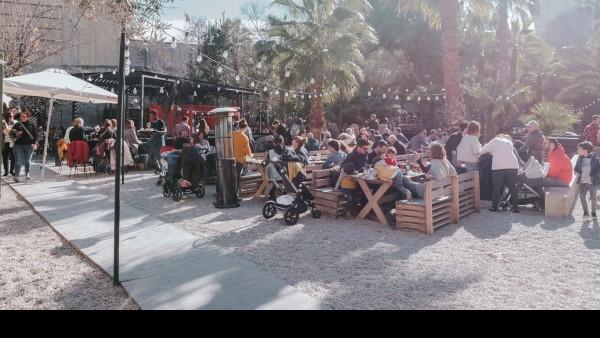 Cinema Jove presenta la seua 34 edició en una festa al Convent Carmen