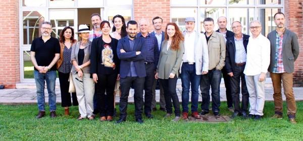 Marzà amb els nominats valencians als Max
