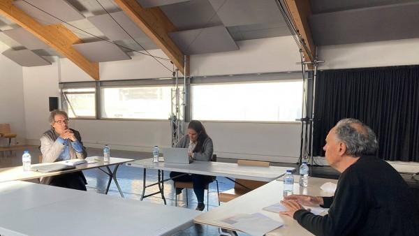 L'IVC celebra el taller d'escriptura de guió 'Sources 2'
