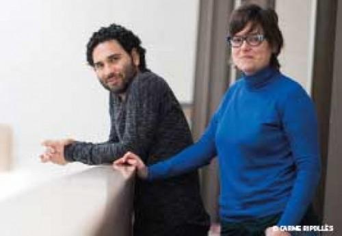 Núria Vizarro y Juan Carrillo