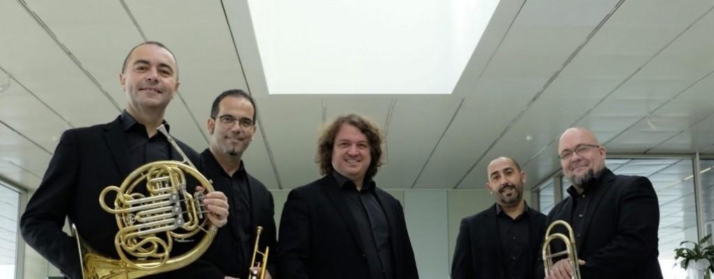 L'Orquestra de València i Spanish Brass ofereixen un concert especial que fa de preludi al Festival Ensems