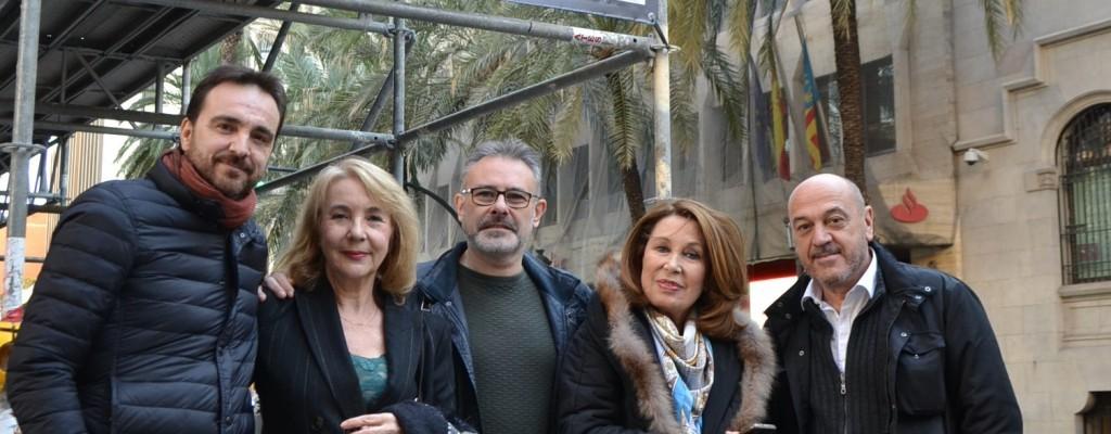 Maria José Goyanes es posa en la pell de l'assassina Susan Atkins en 'Susan y el diablo'