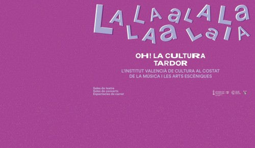 Oh! La Cultura · Tardor