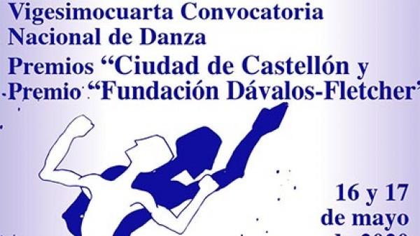 XXIV CONVOCATÒRIA NACIONAL DE DANSA