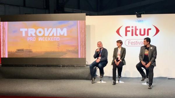 La Generalitat presenta el Trovam, la Fira de la Música Valenciana en Fitur