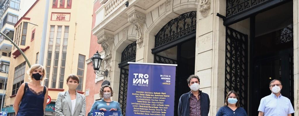 8ª edición de Trovam - Pro Weekend