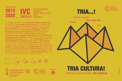 TRIA CULTURA!
