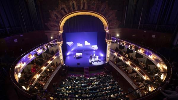 II edición Premios Carles Santos de la Música Valenciana