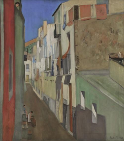Varela, Calle Lepanto, Barrio del Carmen Alicante, 1932