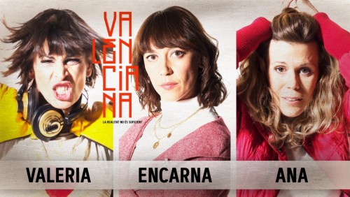 ValencIana. Valeria, Encarna y Ana