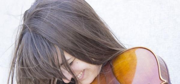 Alba Encinas González, viola barroca