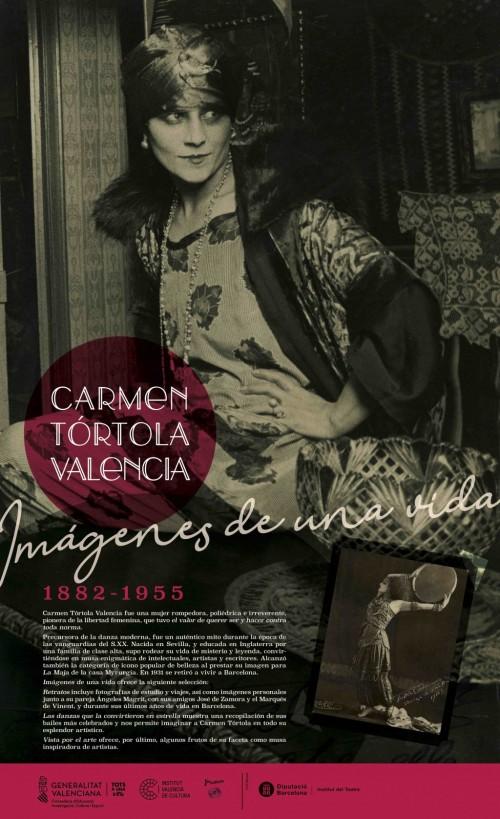 Exposición Carmen Tórtola Valencia
