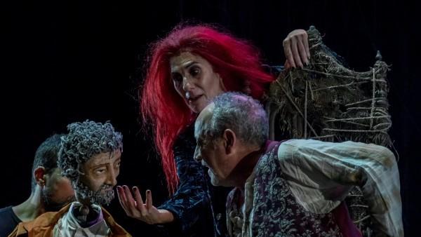El Institut Valencià de Cultura presenta su nueva producción, 'Faust'