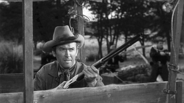 Los westerns de Anthony Mann y James Stewart en la Filmoteca